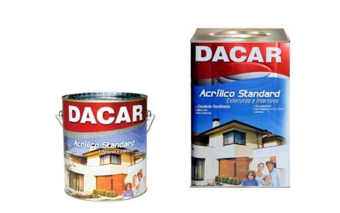 Acrílico Fosco Standard Dacar