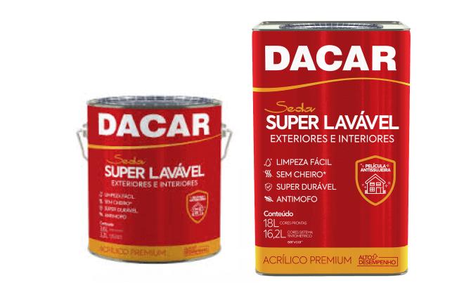 Acrílico Super Lavável Dacar