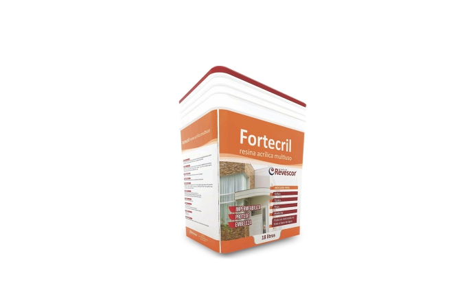 Resina Fortecril