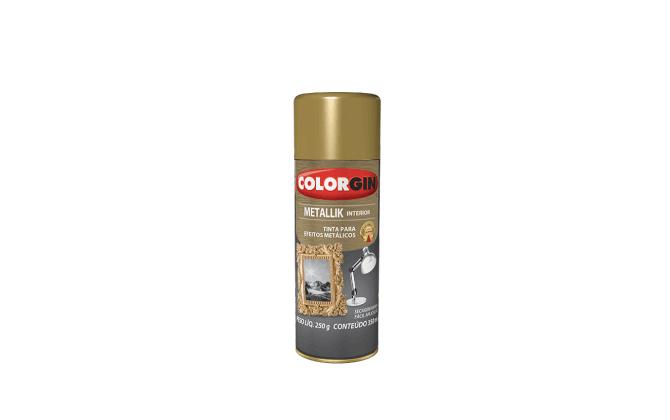 Spray Metallik