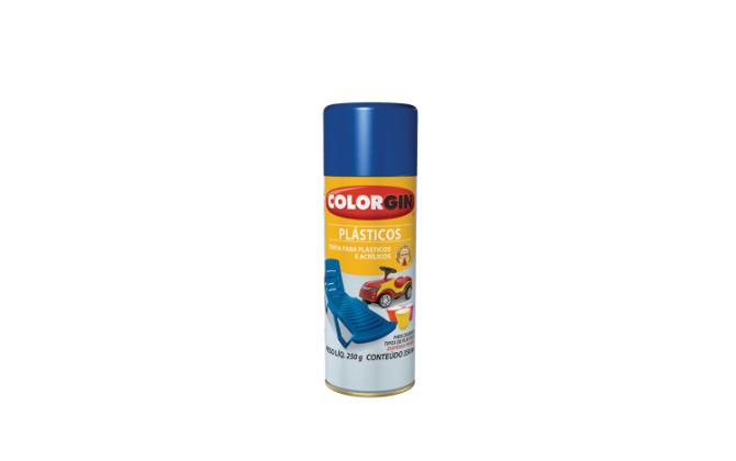 Spray para Plástico