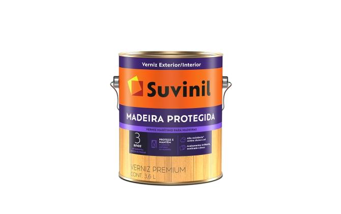 Verniz Madeira Protegida